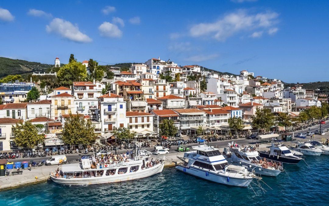 Skíathos, la isla con más de 60 playas