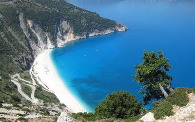Kefalonia, la isla verde de Grecia