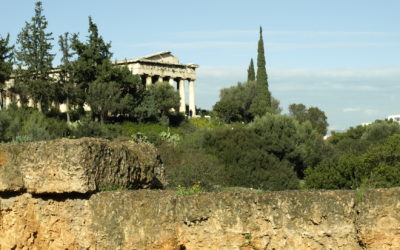 El Ágora, política y filosofía
