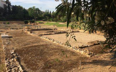 El sitio arqueológico del Liceo de Aristóteles