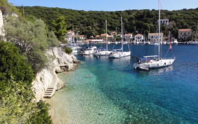 Ítaca la isla de Ulises