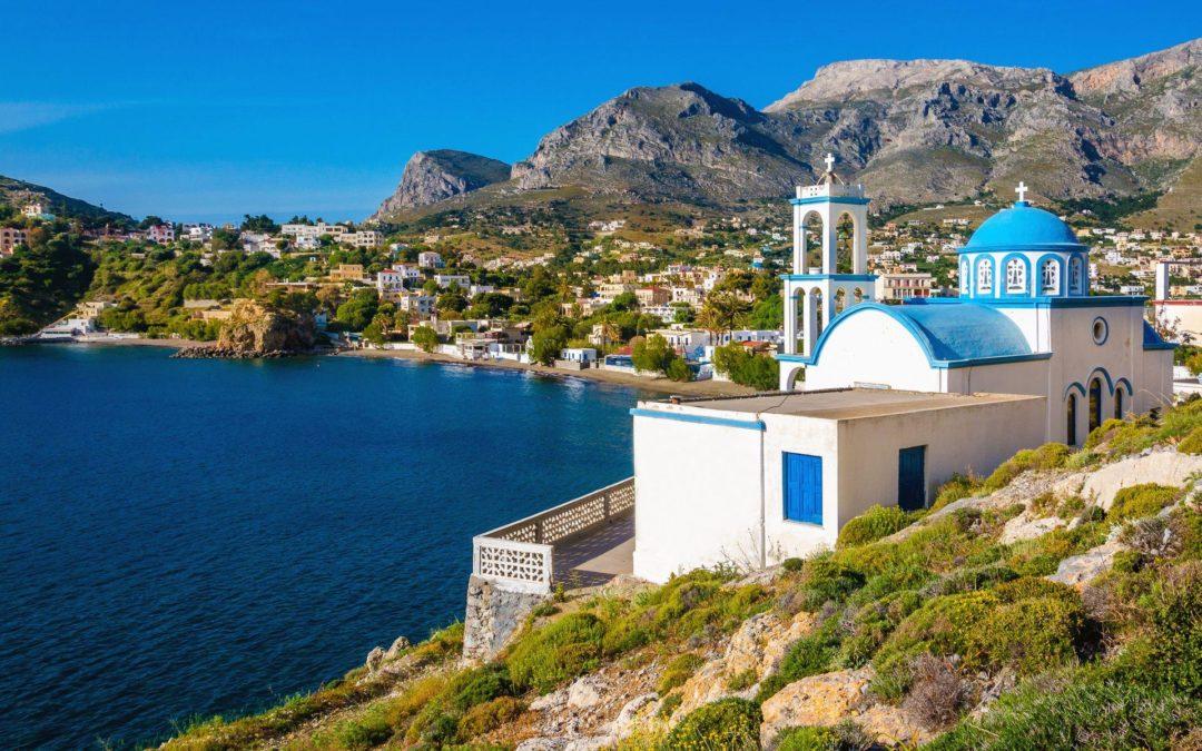 Kalymnos, la isla de los recolectores de esponjas marinas