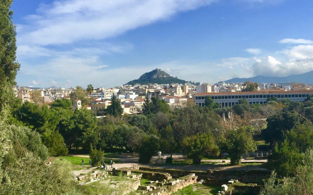 Las mejores vistas de Atenas