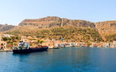 Kastellorizo un tesoro del Mar Egeo