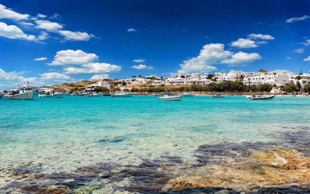 Koufonisiá,  una isla griega de gran belleza natural