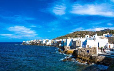 Nisyros, la isla de las piedras negras