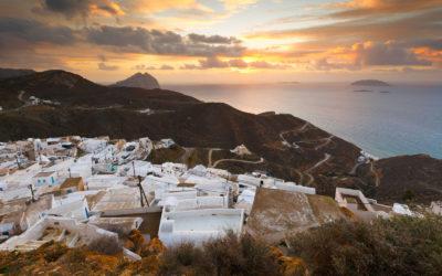 Anafi, paraíso de belleza virgen y playas exóticas