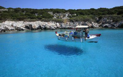Skyros, una isla griega de héroes