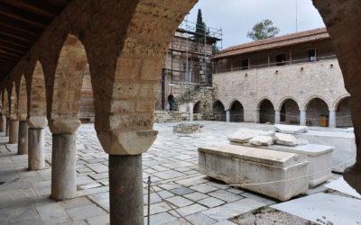El monasterio de Dafni