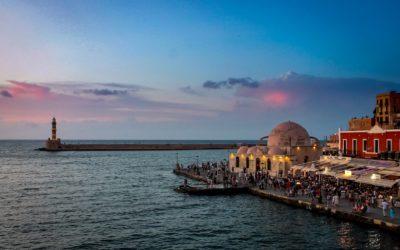 Chania la segunda ciudad más grande de Creta
