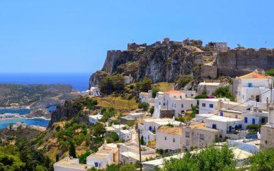 Kythira la isla griega de los castillos