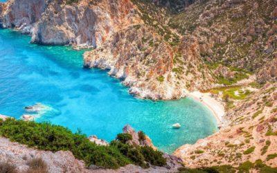 Kimolos, una pequeña isla para vacaciones tranquilas