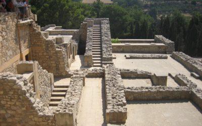 Templos con rampas para discapacitados en la antigua Grecia