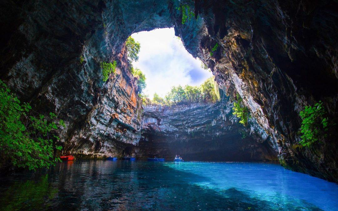 La cueva de Melissani