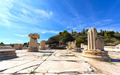 Un viaje a Eleusis, la ciudad griega de los misterios