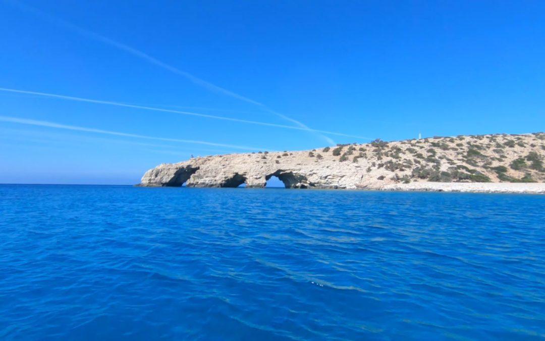 Gavdos, la isla más meridional de Europa