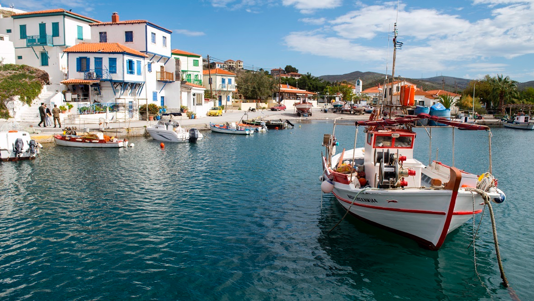 Agios Efstratios, una isla a su ritmo