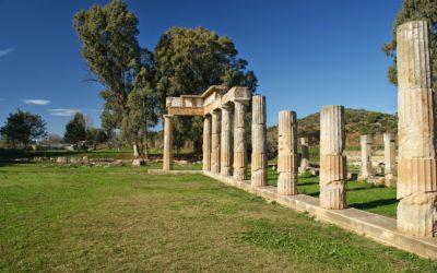 Braurón, centro de culto de la diosa Artemisa