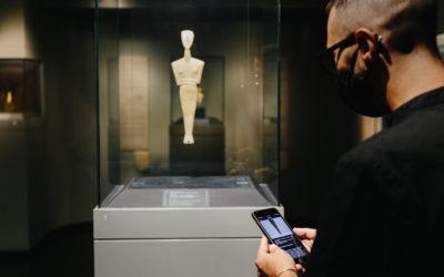 Un recorrido digital por el Museo de Arte Cicládico