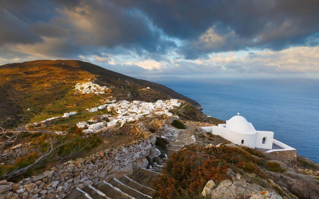 Sikinos, una isla pequeña con encanto